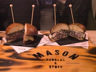 Mason gourmet burgeri (photo by SZ)