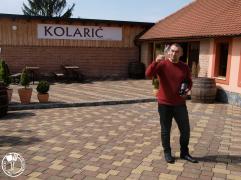 Franjo Kolarić (photo by SZ)