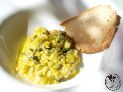 Krema od svježeg sira sa šparogama (photo by SZ)
