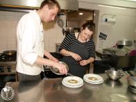 Konoba Morgan, kuhari u akciji (photo by SZ)