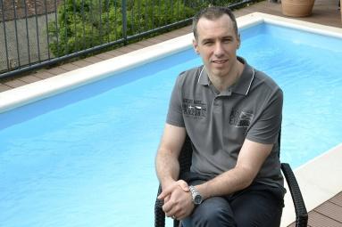 Ivan Petrović, vlasnik i direktor hotela **** Villa Magdalena (photo by Facebook @VillaMagdalena)