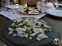 Konoba Maha: pjat svježeg brancina, rotkvicama, kruškom... (photo by SZ)