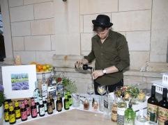 Korčulanske pjatance 2 cocktail party na otvorenju (photo by SZ)