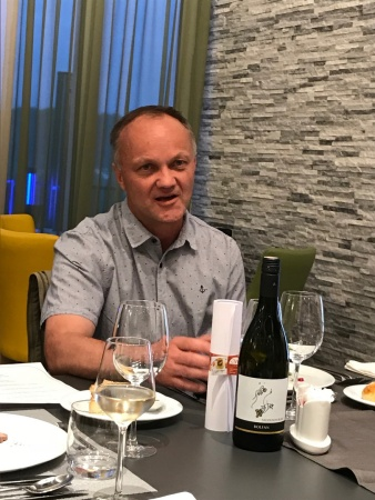 Tomislav Bolfan, meštar od vina (photo by SZ)