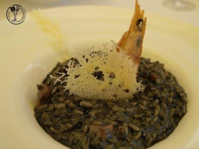 Adio Mare: crni rižoto (photo by SZ)