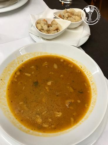 Restoran Djed: lovačka juha (photo by SZ)