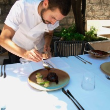 De Canavellis, chef Matija Bogdan (photo by SZ)