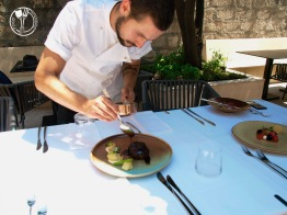 De Canavellis, chef Matija Bogdan (photo by SZ)