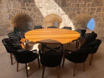 De Canavellis chef's table
