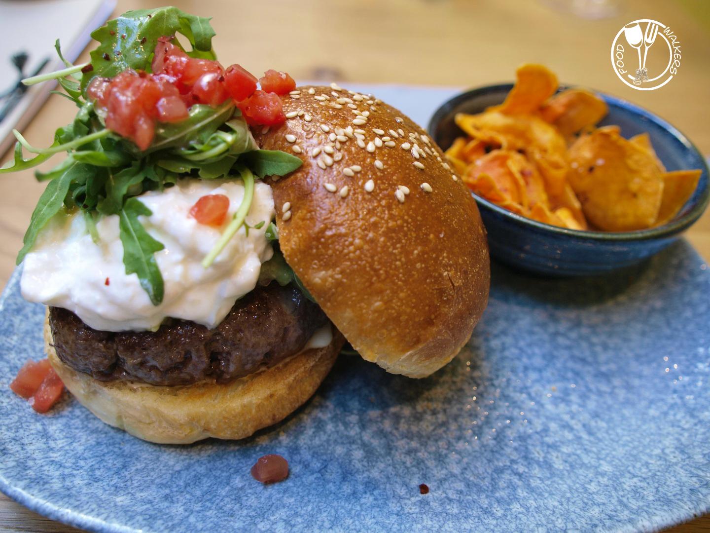 Haustor Haus, juneći burger
