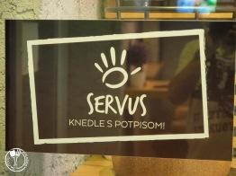 Servus - knedle s potpisom (photo by SZ)
