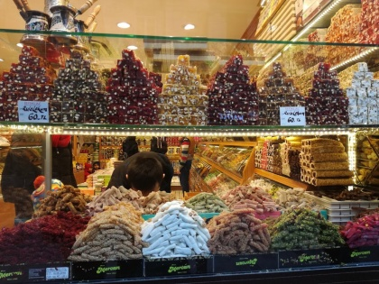 Turkish Sweets (photo by EP)