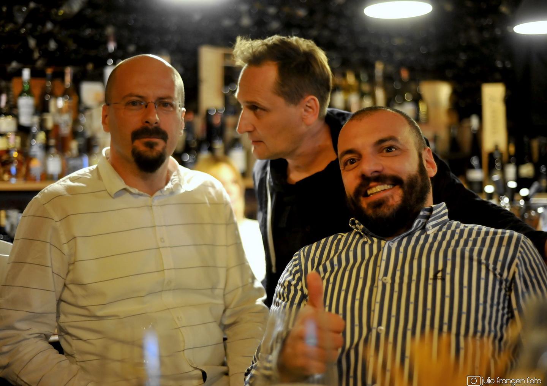 Vinopija, Alen Grozaj e Bruno Trapan